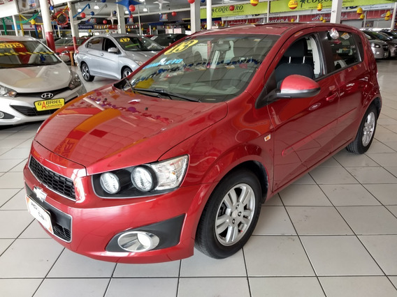 Chevrolet Sonic 1.6 Ltz Hatch