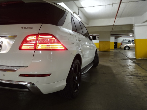 Mercedes Benz Ml350 Blue-efficiency Sport 2013