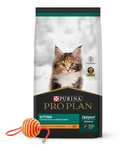 Pro Plan Gato Cachorro Kitten 3kg + Promo -ver Foto- + Envío