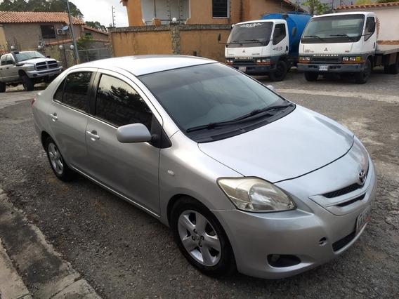 Toyota Yaris Yaris Belta 2008