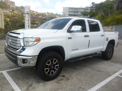 Toyota Tundra Trd 4x4 Off The Road