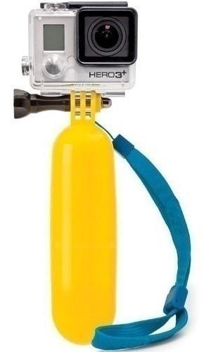 Bastão Mão Flutuante Flutuador Gopro Hero 3 3+ 4 5 6 7 Sjcam