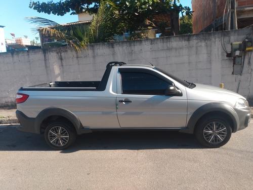 Fiat Strada 2015 1.4 Working Flex 2p