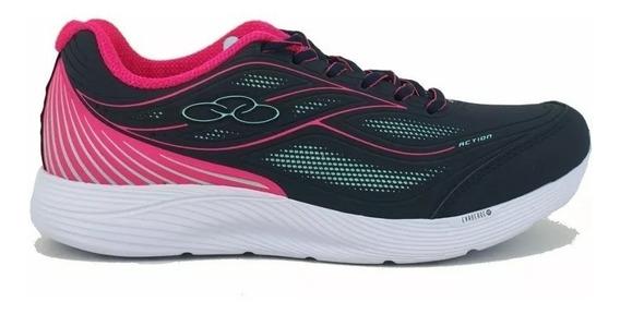 Zapatillas Mujer Olympikus Running Action