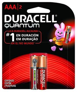 Pila Duracell Quantum Aaa - Audiomobile