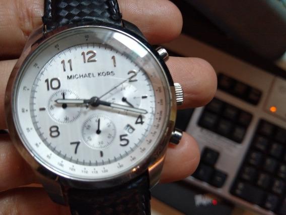 Relógio Luxo Michael Kors Cronografo Original