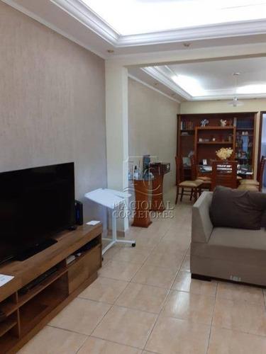 Casa Com 3 Dormitórios À Venda, 169 M² Por R$ 600.000,00 - Vila Helena - Santo André/sp - Ca3175