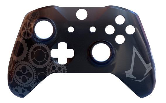 Frente Capa Controle Xbox One S E X Assassins Creed