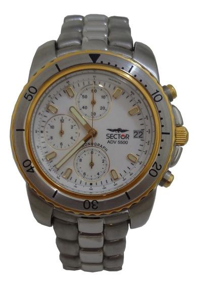 Relógio Sector Adv 5500 Chronograph R1853935017