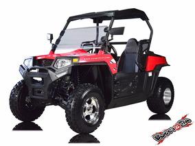 Mini Buggy Smart Cross Extreme 250 Vermelho