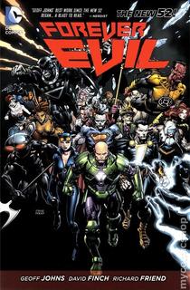 Forever Evil Hc Inglés