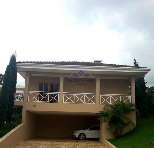 Imagem 1 de 30 de Casa Com 3 Dormitórios À Venda, 364 M² Por R$ 1.914.900,00 - Serra Dos Lagos - Cajamar/sp - Ca1182