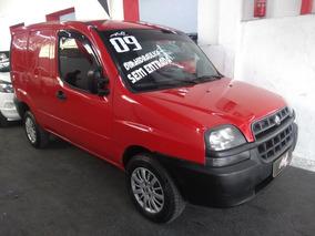 Fiat Doblo Cargo 1.8 Dir. Hidraulica 2009 Zero De Entrada