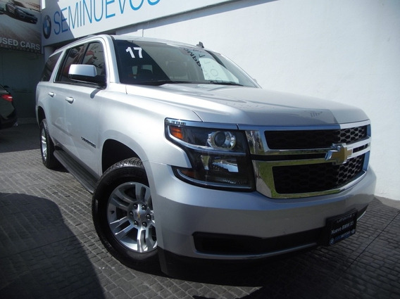 Chevrolet Suburban 5.4 Ls Tela At 2017