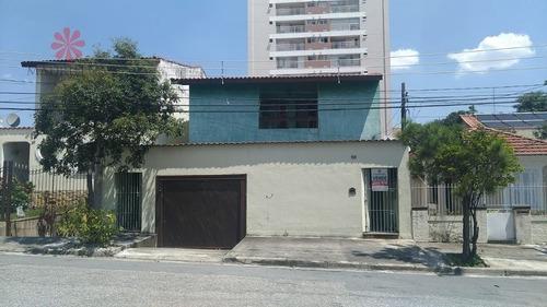 Imagem 1 de 15 de Casa Sobrado Em Penha De França  -  São Paulo - 1034