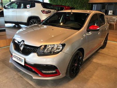 Renault Sandero Rs Racing Spirit 2.0 Manual Flex 2019