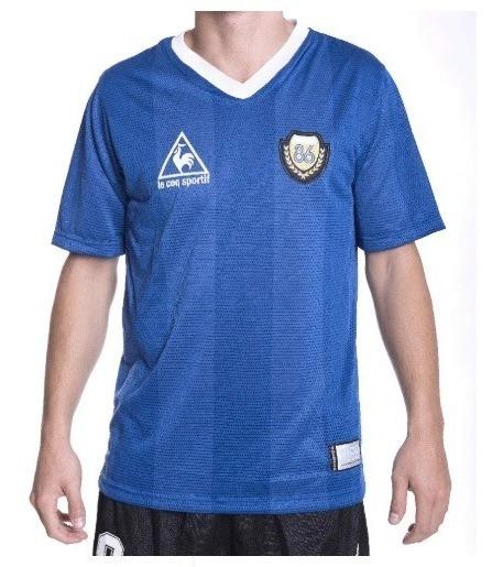 Camiseta Le Coq Sportif Argentina 86 Maradona Supl 20338l09