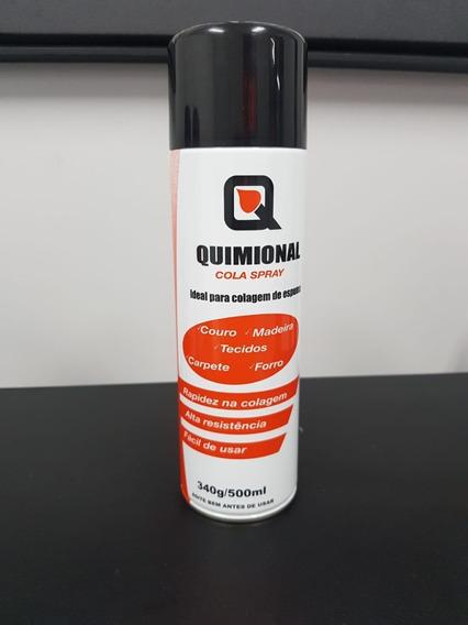 Cola Spray Para Espuma Acústica Rende 10 M² Melhor Preço M²