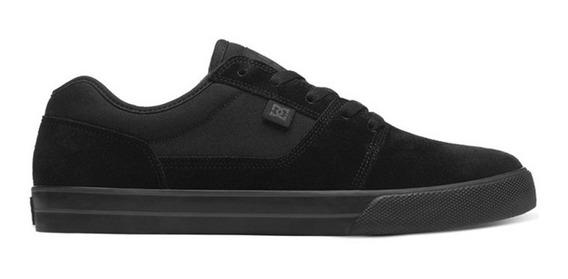 Zapatillas Dc Shoes Modelo Tonik Full Black