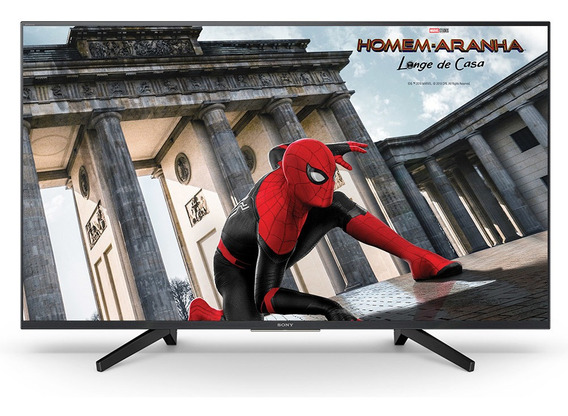 Smart Tv 43 Sony Led 4k Hdr Smart & Durável Kd-43x705f