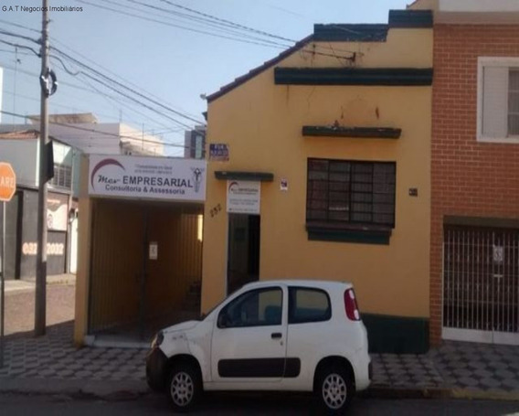 Casa À Venda No Centro - Sorocaba/sp - Ca10925 - 68160104
