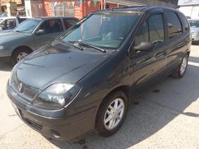 Renault Scénic 1.9 Anticipo $ 65.000 Saldo En Cuotas Con Dni