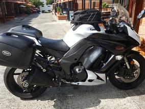 Kawasaki Z1000 Sx Blanca 2013