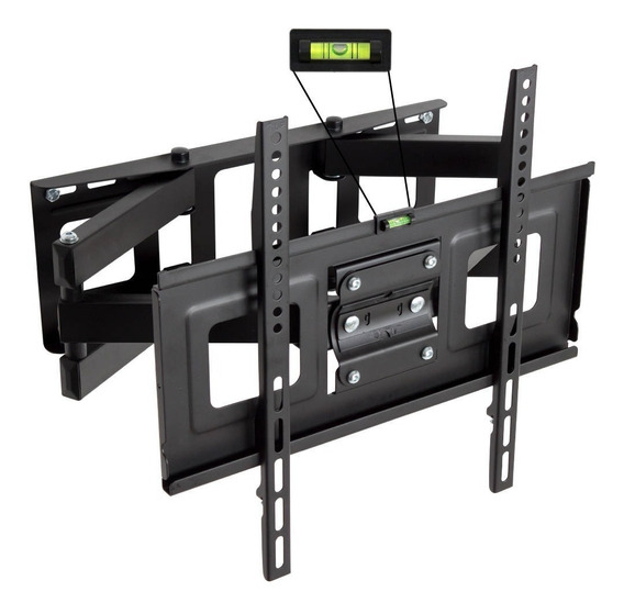 Soporte Para Tv Lcd Led Brazo Doble 32 A 55 Hasta 35kg!