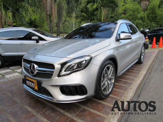 Mercedes Benz Gla 45 Amg 4matic 4x4 Hatchback At Sec Cc2000