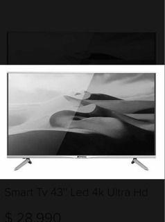 Tv Smart 4k 55 Top House