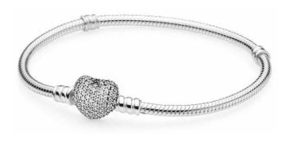 Bracelete Pandora Para Sempre Em Meu Coração (original)