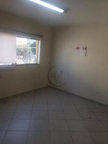 Imagem 1 de 10 de Sala Para Alugar, 30 M² Por R$ 600,00/mês - Vila Vilma - Santo André/sp - Sa0695