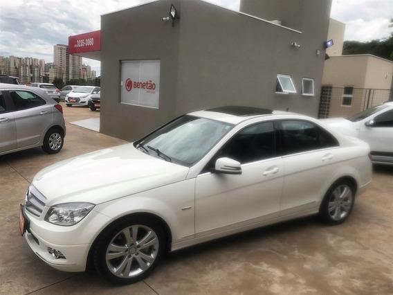 Mercedes-benz C 200 1.8 Cgi Avantgarde 16v Gasolina 4p