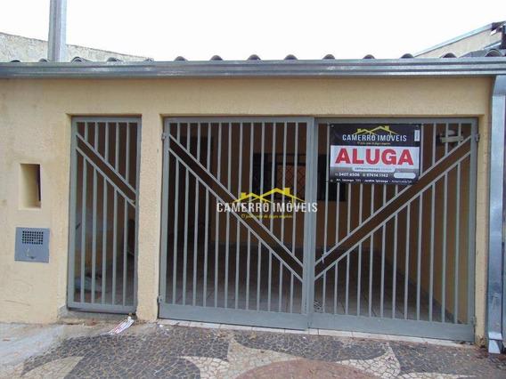 Casa Com 2 Dormitórios Para Alugar, Por R$ 700/mês - Parque Residencial Do Lago - Santa Bárbara D