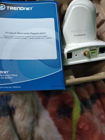 Camara Ip Trendnet Tv Ip600w Nueva Sin Uso En Caja Liquido .
