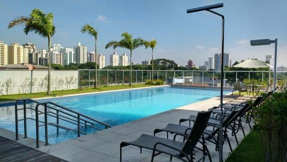 Apartamento Em Tatuapé, São Paulo/sp De 50m² 1 Quartos À Venda Por R$ 515.000,00 - Ap289428
