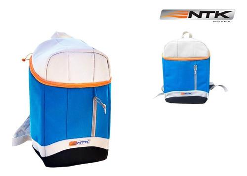Imagem 1 de 6 de Bolsa Térmica Praia Cooler Mochila Camping  20 Litros Ntk