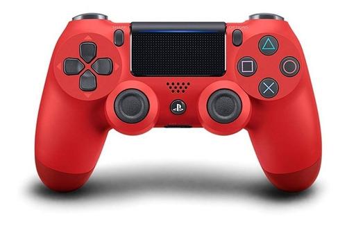 Imagen 1 de 2 de Joystick Rojo Sony Ps4 Sellado Original Ade Ramos
