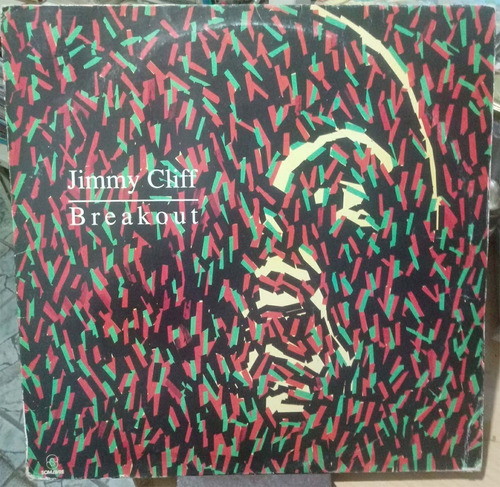Lp Jimmy Cliff - Breakout