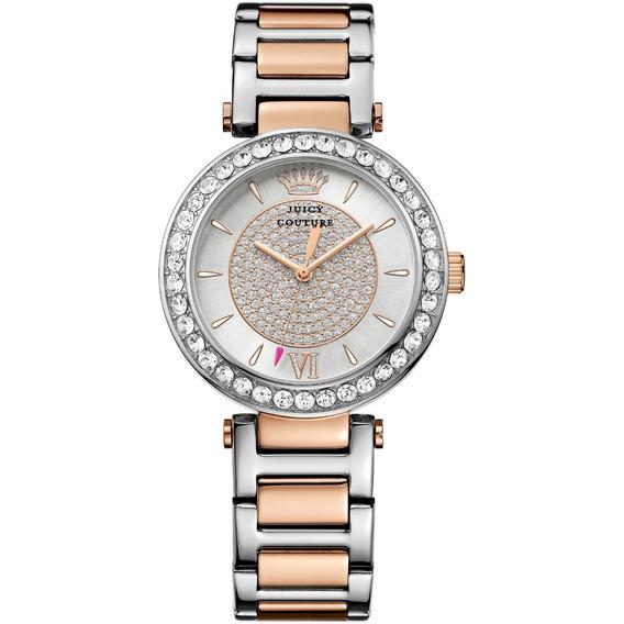 Reloj Juicy Couture Luxe Acero 2 Tonos Mujer 1901230