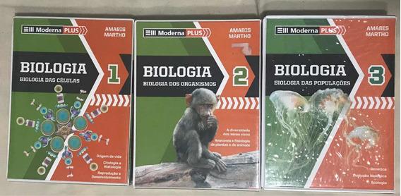 Biologia Amabis Martho Moderna Plus