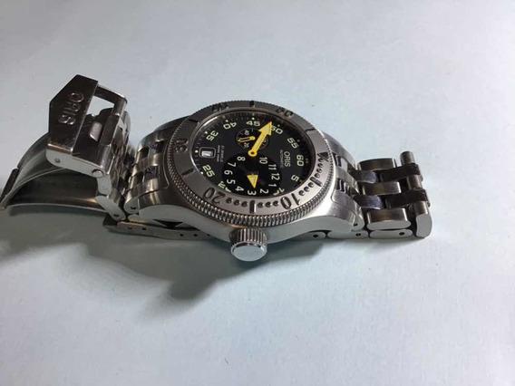 Relógio Oris Regulateur Automático