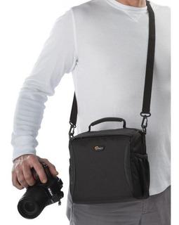 Estuche Funda Lowepro Para Cámara Format 160 Canon Nikon Son