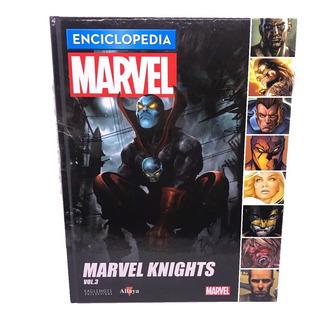 Enciclopedia Marvel Nº 45 Marvel Knights