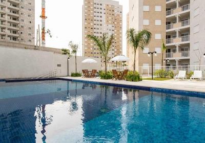 Apartamento Com 2 Dormitórios À Venda, 55 M² Por R$ 322.000 - Belém - São Paulo/sp - Ap0903