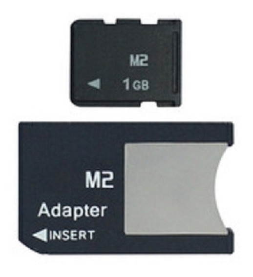 Memory Stick Micro De 1gb Sony Original M2 Nuevas
