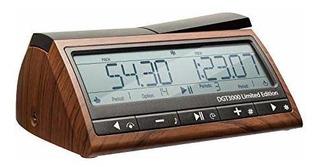 Dgt 3000 Edicion Limitada Reloj De Ajedrez Digital De Aspec