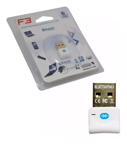 Bluetooth Pc Adaptador Usb Mini 4.0 Windows 10 Promoção