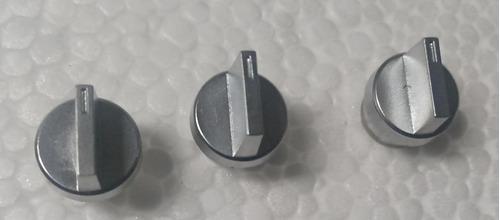 Knob Tape Deck Gradiente Esotech D2 (3 Pçs)