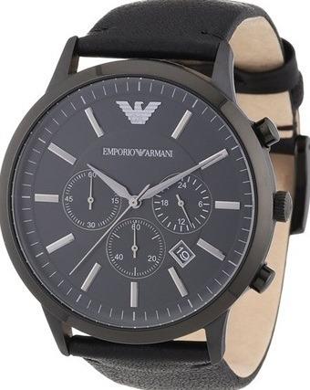 Reloj Original Caballero Marca Giorgio Armani Modelo Ar2461